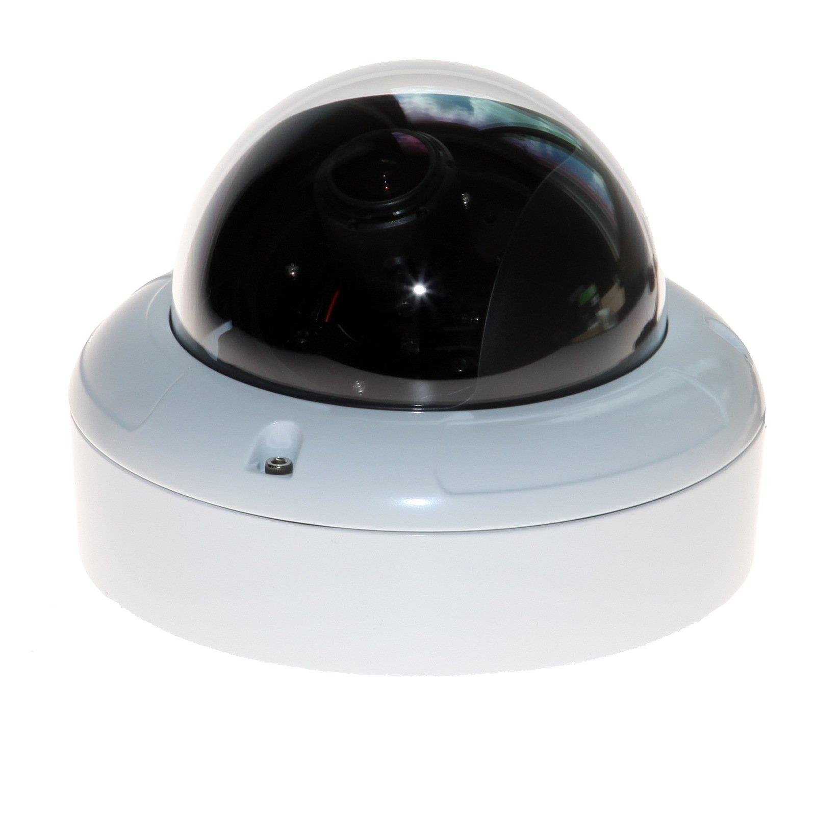 IP kamera 720P 2.8-12mm IR-CUT Dome, IR 5mm x 30