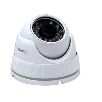 IP DOME kamera RELICAM HDReady 720p, 6 mm/44° - bílá