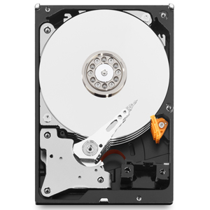 Pevný disk Western Digital Purple 4000GB